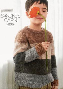 Sandnes Anleitungsheft 2103 - Mykt til Barn