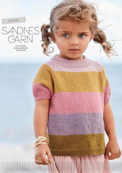 Sandnes Anleitungsheft für Kinder 2006 - SOMMER