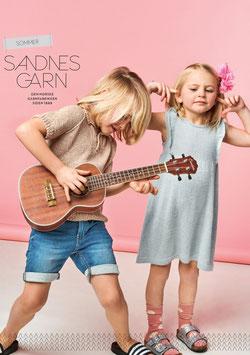 Sandnes Anleitungsheft 2105 - Sommer