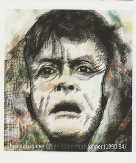 """Kunstwerk Günter Edlinger """"Helmut Lohner (1990-1994)"""""""