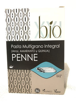 Pasta: Bio-Penne aus Quinua, Reis, Amaranth (Stk. 250 g)