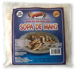 Gemahlene Erdnüsse für Sopa de Mani (Stk. 150 g)