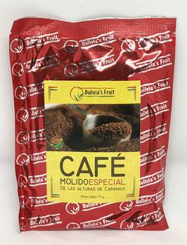 Café Molido Especial (aus den Höhen von Caravani, Stk. 75 g)
