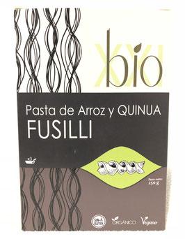 Pasta: Bio-Fusilli aus Quinua & Reis (Stk. 250 g)
