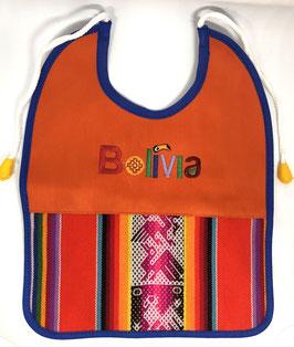 Baby-Lätzchen aus Bolivien