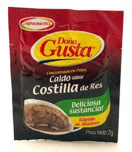 Doña Gusta Rinder-Rippen Fleischbrühe (Stk. 7 g)