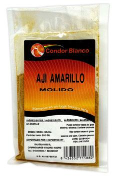 Ají Molido Amarillo (Stk. 50 g)