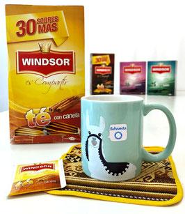 Té Windsor (Tee mit Zimt, 5 Teebeutel á 16 g)