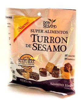 Turrón de Sésamo (Sesam-Kekse, Stk. 50 g)