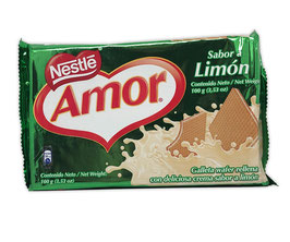 Amor Limón Waffeln (Stk. 100 g)