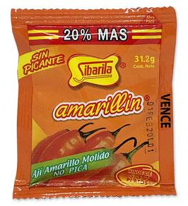 Amarillin sin Picante (Stk. 31,2 g)
