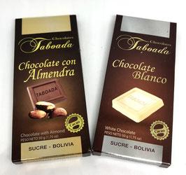 Chocolates Taboada (versch. Sorten, Stk. 50 g)