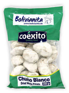 Tunta / Chuño Blanco  (Stk. 250 gr)