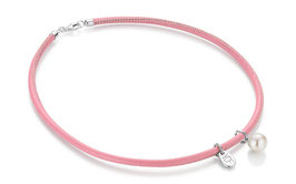 Harmony-Pearl Lederollier rosa