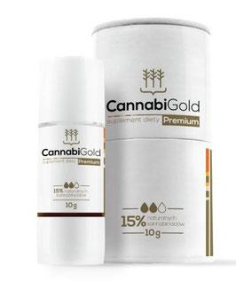 CannabiGold CBD Öl 15% 10g