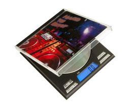 Digitalwaage im CD-Look