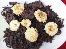 菊花プーアル茶 ティーパック 7包