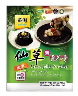 台湾スイーツ 亀ゼリー 仙草亀苓膏(粉)15g×10包
