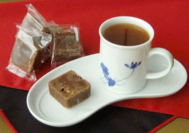 黒糖薑母茶(固形)  約35g×11個 龍眼、なつめ入り(2017年12月30日発送予定)