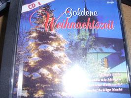 Goldene Weihnachtszeit