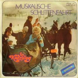Orchester Joachim Kurzweg – Musikalische Schlittenfahrt