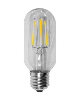 E27 LED T45 4W, Warmweiss