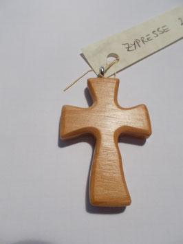 Kreuzanhänger Zypresse