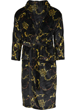 Bathrobe Luxury Print