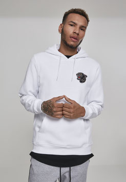Embroidered Panther Hoody