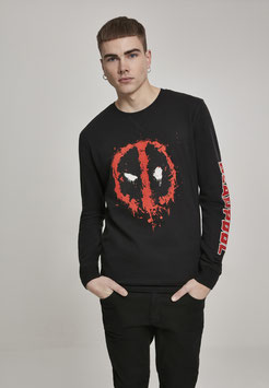 Deadpool Splatter Crewneck