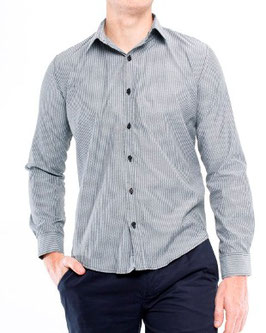 Grey shirt long sleeve
