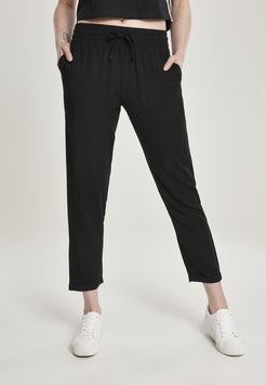 Ladies Elastic Waist Pants