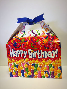 Happy Birthday Gift Gable Box
