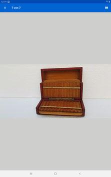 Antiker Zigarettenspender
