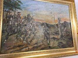 Ölgemälde Warschauer Schule Josef Szczesny 1885 -1968
