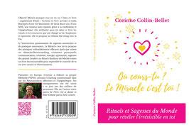 Livre Où cours-tu le Miracle c'est toi - Corinne COLLIN-BELLET - 2020