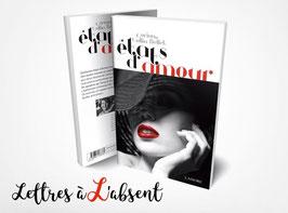 Livre Etats d'Amour, Lettres à L'absent - Corinne COLLIN-BELLET - 2018