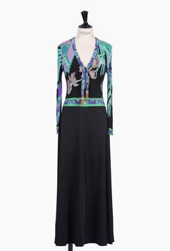 LEONARD PARIS Maxi Dress