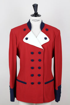 "MOSCHINO ""Uniform"" Blazer"