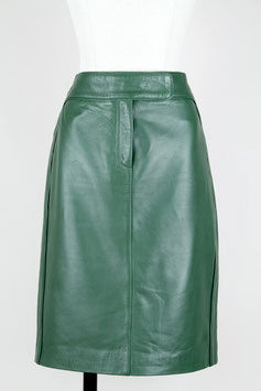 KENZO Leather Skirt