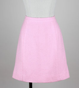 CHANEL Bouclé Skirt