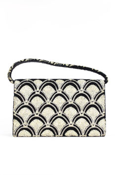 IVORY PALACE Zardozi Bag