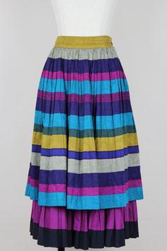 ESCADA Striped Skirt