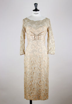 A NORMAN Lace Dress