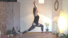 Ruhiger Yogaganzkörperflow