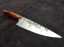 """Küchenmesser """"Chef-22cm"""",  Monostahl"""