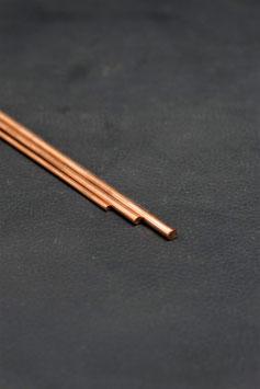 Kupferpins -  Rundstab