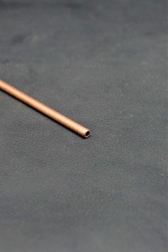 Kupfer Rohr - für Fangriemen
