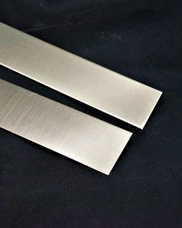 Neusilberplatte - Liner / Spacer