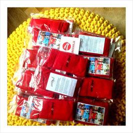 I Wear Red Socks on Friday-Socks